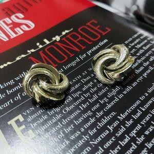 3/$35 Gold earrings
